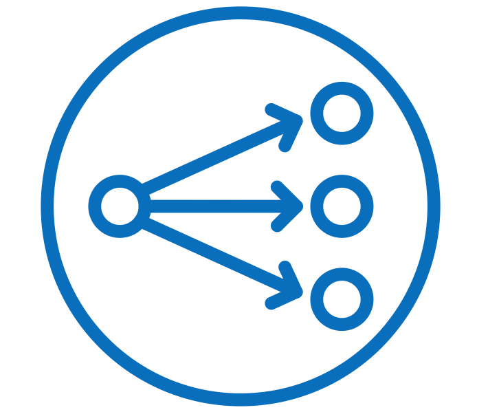 Streamline data and information flow